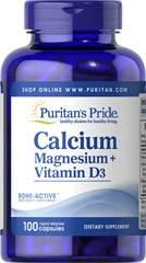 Calcium Magnesium plus Vitamin D
