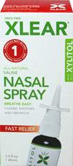 Xlear Sinus Nasal Spray with Xylitol