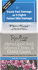 Reviva® Labs Alpha Lipoic Acid Vitamin C Ester & DMAE Cream