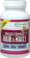 Longer Stronger Hair & Nails