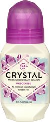 Crystal® Deodorant Roll-On