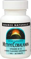 Methylcobalamin Vitamin B-12 Lozenge