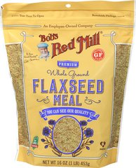 Whole Ground Flaxseed Meal