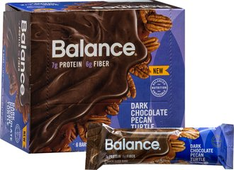 Dark Chocolate Pecan Turtle Balance Bar