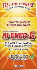 Hi-Ener-G™ 500 mg