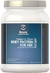 Whey Protein for Her Vanilla Bean