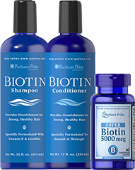 Biotin Hair & Nails Kit