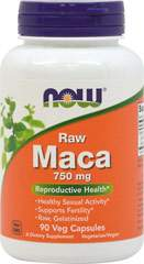 Raw Maca 750 mg