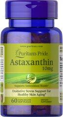 Natural Astaxanthin 10 mg