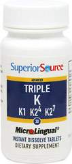 Advanced Triple Vitamin K 1050 mcg