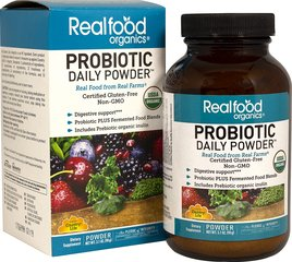 Probiotic Daily Powder™ with Prebiotics Organic