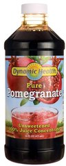 Pure Pomegranate Juice Concentrate