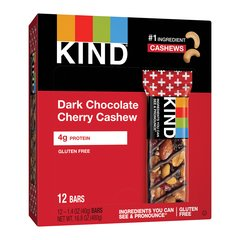 KIND Plus Dark Chocolate Cherry Cashew + Antioxidants
