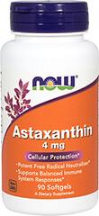 Astaxanthin 4 mg Vegetarian