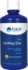 Cal/Mag/Zinc Liquid- Pina Colada