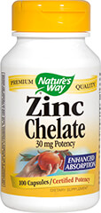 Zinc 30 mg Chelate