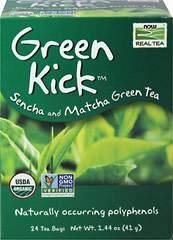 Organic Green Kick™ Sencha & Matcha Green Tea