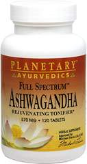 Full Spectrum™ Ashwagandha 570 mg