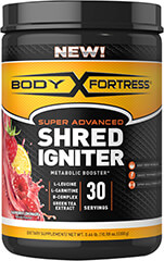 Super Advanced Shred Igniter Raspberry Lemonade