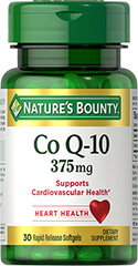 Nature's Bounty Co Q-10 375mg