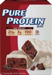 Pure Protein Red Velvet Cake