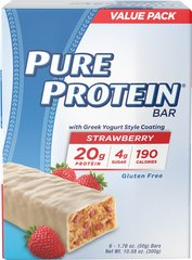 Pure Protein Strawberry Greek Yogurt