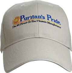 Vintage Puritan's Pride Baseball Hat