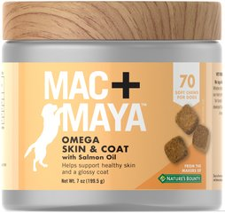 Omega Skin & Coat with Salmon Oil for Dogs