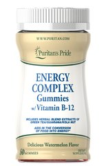 Energy Complex Gummies w/ Vitamin B-12