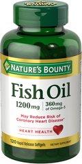 Nature's Bounty® Odorless Fish Oil 1000MG