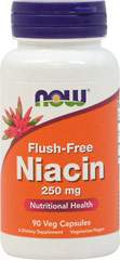 Flush-Free Niacin 250 mg