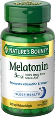 Nature's Bounty® Melatonin 5 mg