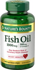Nature's Bounty® Fish Oil 1000 mg