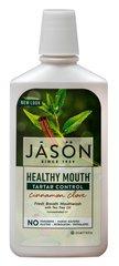 Jason® Healthy Mouth® Tea Tree & Cinnamon Mouthwash