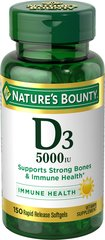 Nature's Bounty® Vitamin D3