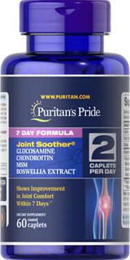 7 Day Formula Joint Soother