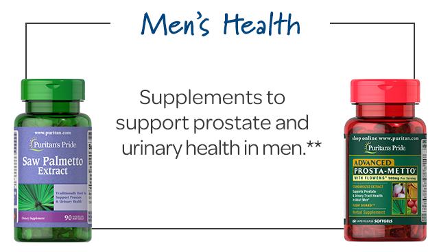 Vitamins & Supplements | Puritan's Pride