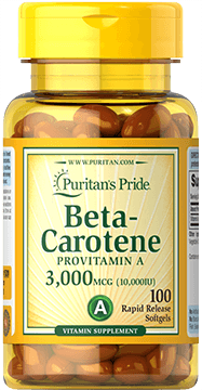 Beta-Carotene 10,000 IU