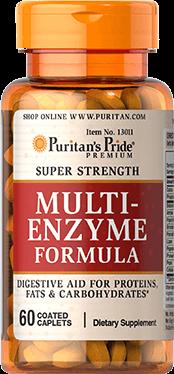 Super Strength Multi Enzyme Formula