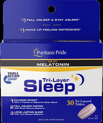 Tri-Layer Sleep