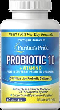 Probiotic 10