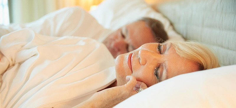 Sleep Support for Older Adults