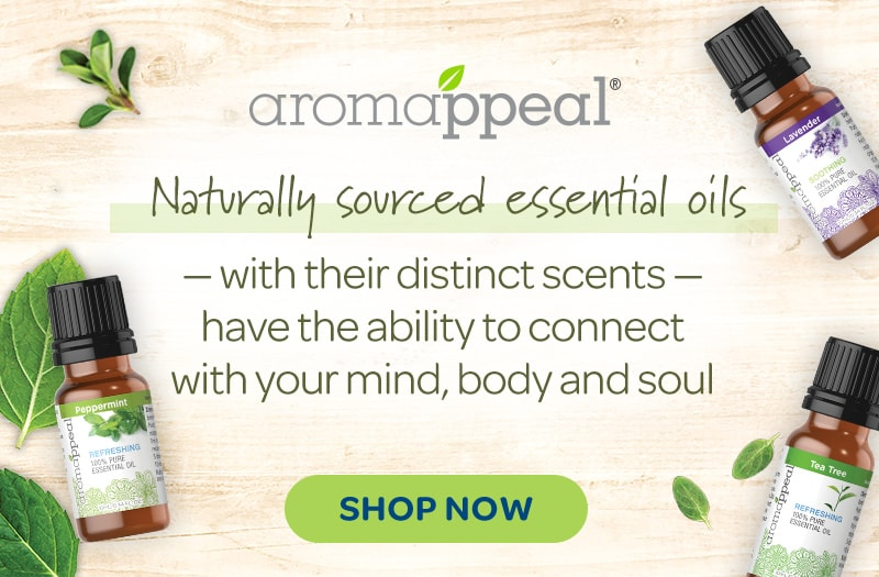 Aromatherapy Oils & Products | Puritan's Pride