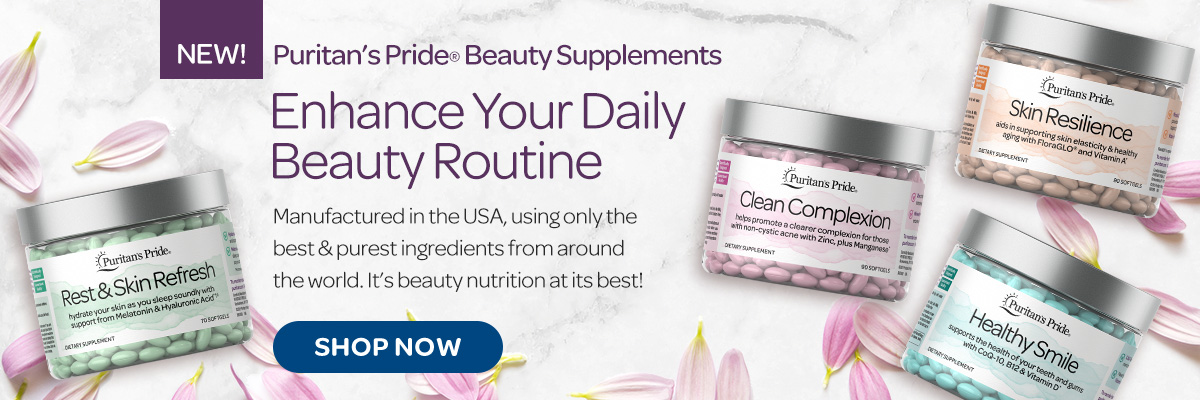 NEW Beauty Supplements