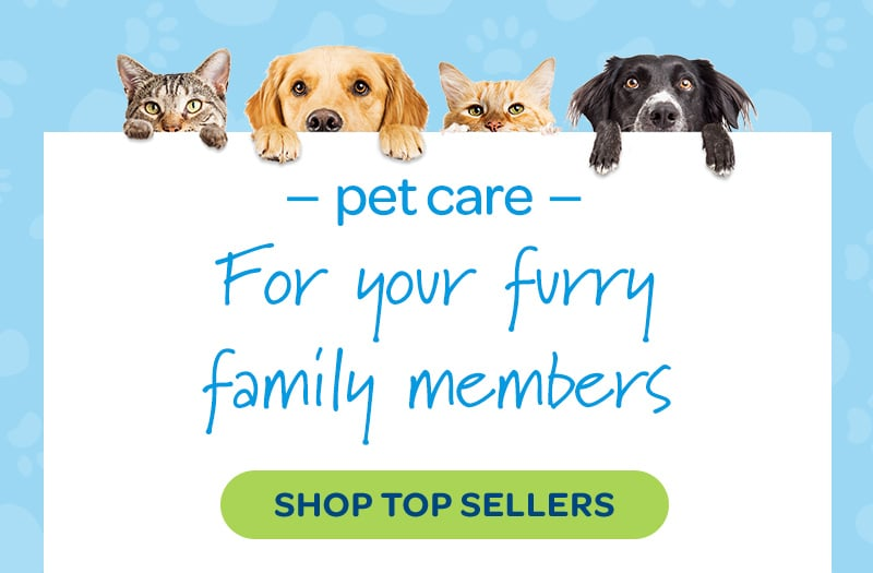 Pet Care: Pet Health & Nutrition | Puritan's Pride