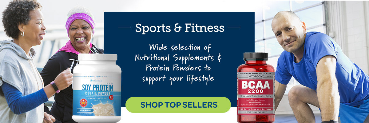 Sports Supplements and Fitness Supplements