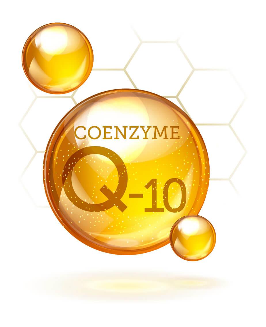 coenzyme bubbles