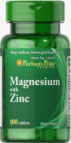 Magnesium with Zinc