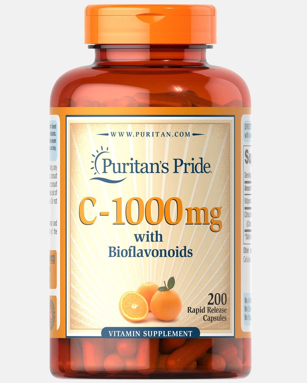 Vitamin C-1000 mg with Bioflavonoids