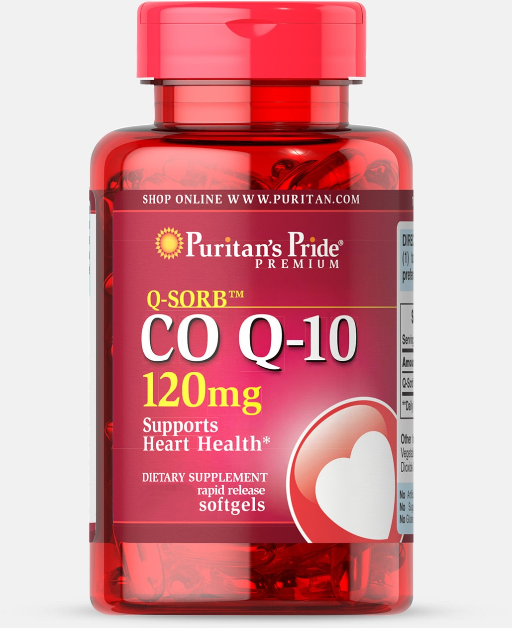 Q-SORB™ Co Q-10 120 mg